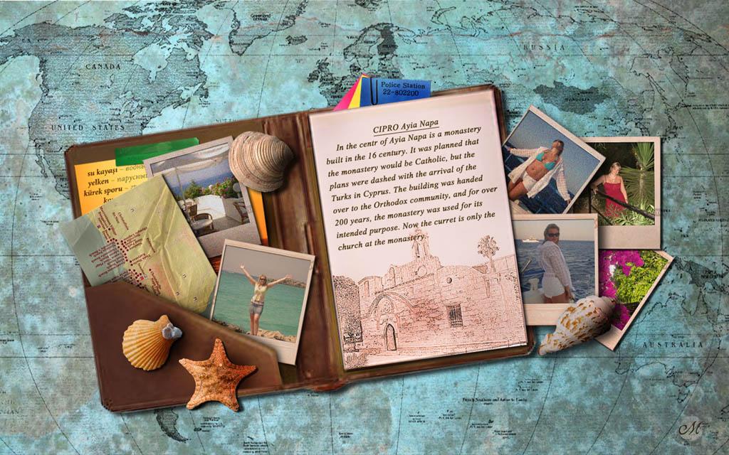 Дневник путешественника 7 класс